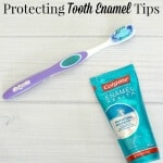 Protecting Tooth Enamel Tips