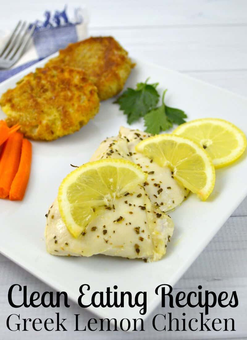 Clean eating recipes greek lemon chicken organized 31 clean eating recipes chicken this greek lemon chicken is easy to make and always a forumfinder Gallery