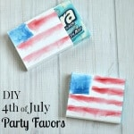 DIY 4th of July Favors