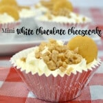 No Bake White Chocolate Cheesecake Recipe