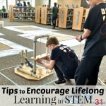 Encourage Lifelong Learning in STEM