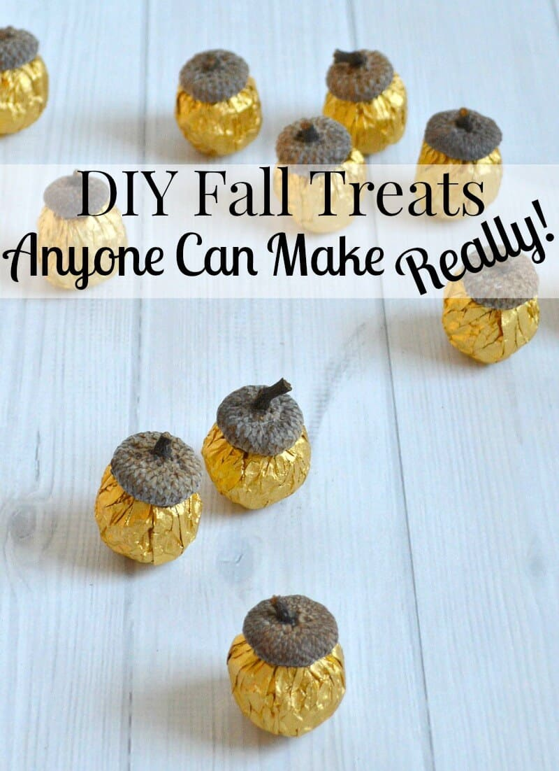 DIY Fall Treats