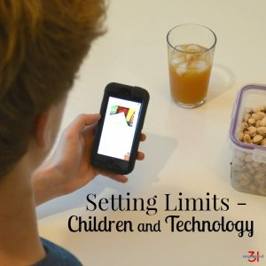 Setting Limits – Children and Technology