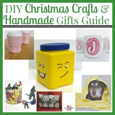 DIY Christmas Crafts & Handmade Gifts Guide