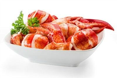 lobster-meat