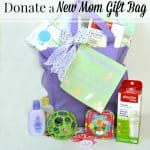 New Baby Gift Idea – Donate a Gift Bag