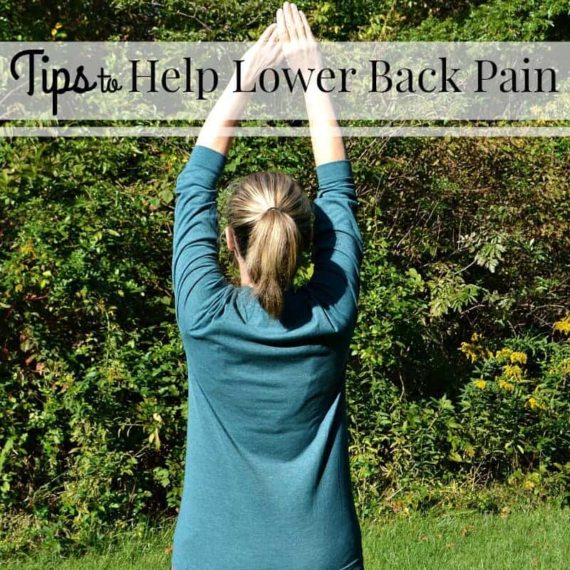 Drug-free Tips to Help Lower Back Pain [ad]