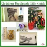 Christmas Handmade Gifts Guide