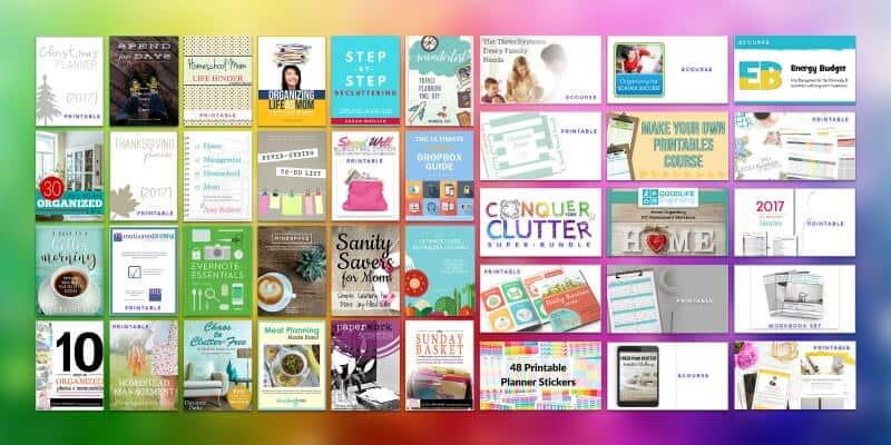 Conquer Your Clutter Super Bundle Offer [affiliate]