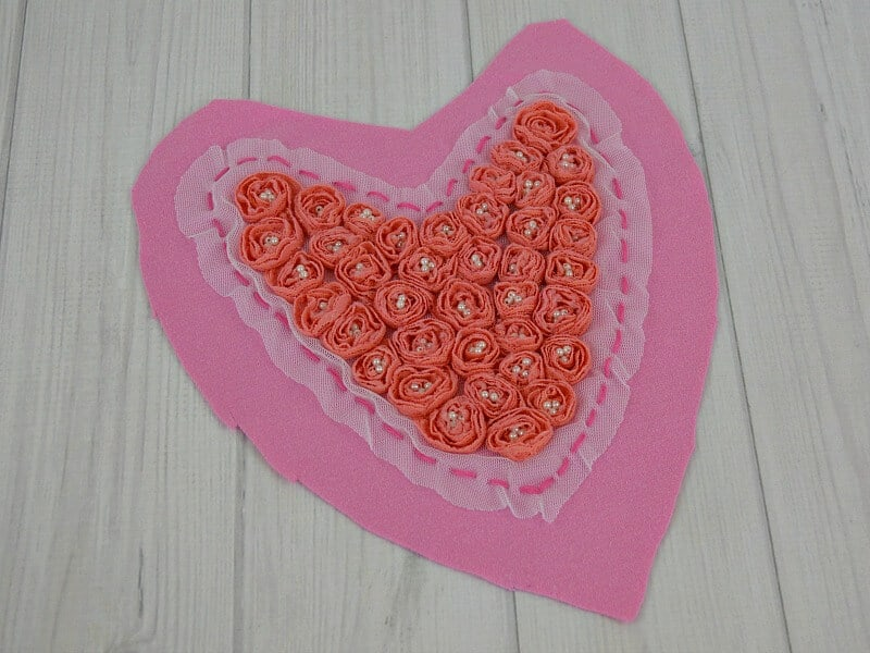 Make an easy Valentine's Purse to give as a Valentine's Day Gift. It's a beginner's sewing project using an upcycled -shirt.