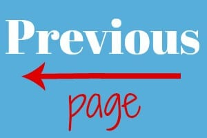 "blue rectangle with red arrow and text ""Previous Page"""