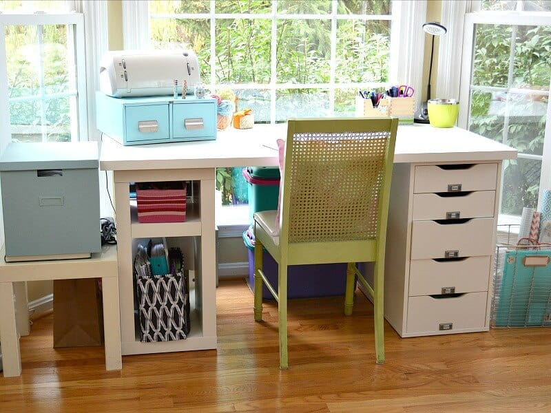simple tips to organize a craft room keeping a craft room organized gives you space - How To Make Your Room Organized