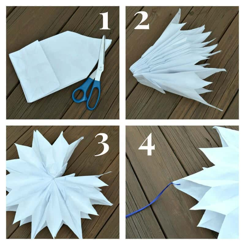 Diy paper star decorations organized 31 for Paper decorations diy