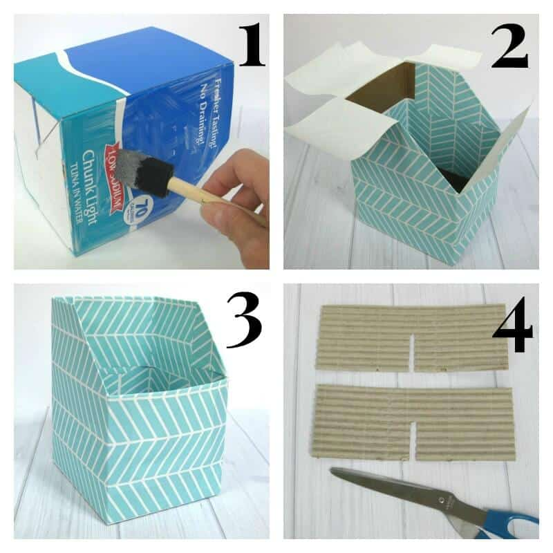 Make A DIY Back To School Organizer For Desk Supplies Staying Organized Is