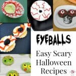 Scary Halloween Food Recipes – Eyeballs