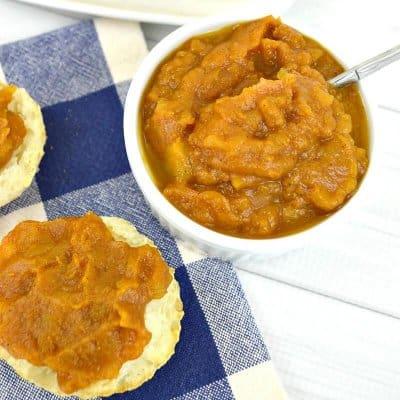 Easy Pumpkin Butter Recipe