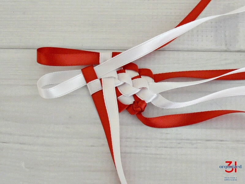 Double Braided Ribbon Lei Instructions Organized 31