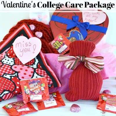 Valentine's Care Packages for College Students