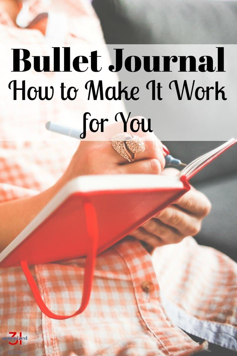 Are you wondering about using a bullet journal? These tips will help you learn more about the power of a bullet journal and how to make it work for you.