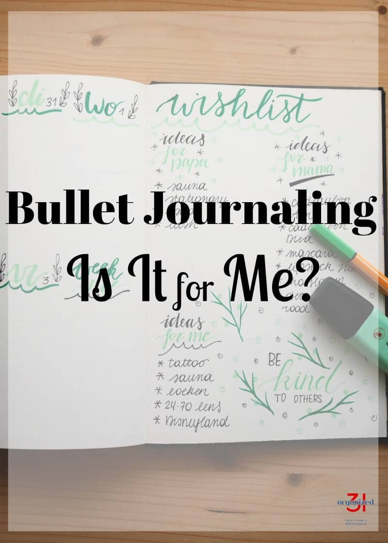 How do you know if using a bullet journal is for you? Find out who will benefit from bullet journaling and why fans of the bullet journal are so devoted to using it and fans of how it is used to organize their schedules and lives.