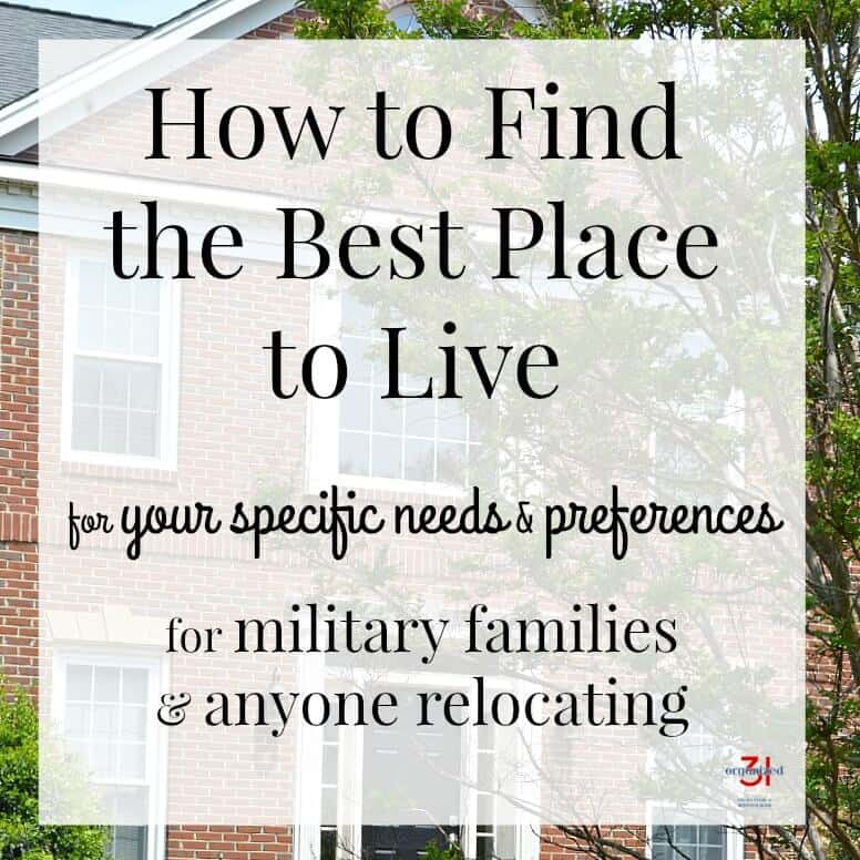 How To Find The Best Place Live For Your Unique Needs And Preferences Free