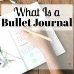 Bullet Journal – What Is It?