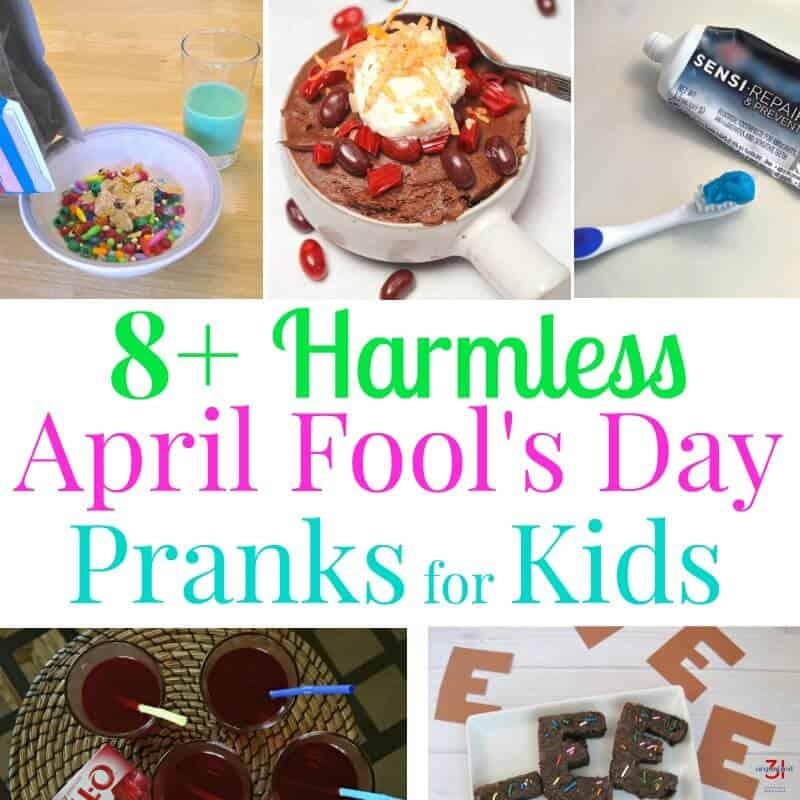 Celebrate the fun and surprise of April Fool's Day pranks for kids that are harmless and easy to do. Make April Fool's day jokes fun this year for your family.