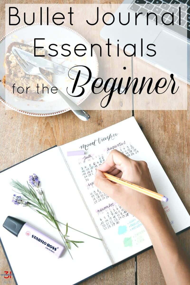 Whether you're a beginner or an experienced bullet journal, it can be overwhelming knowing where to start. I share my favorite bullet journal essentials and share a free printable wish list.