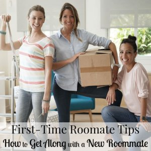 First-Time Roommate Tips – How to Get Along with a New Roommate