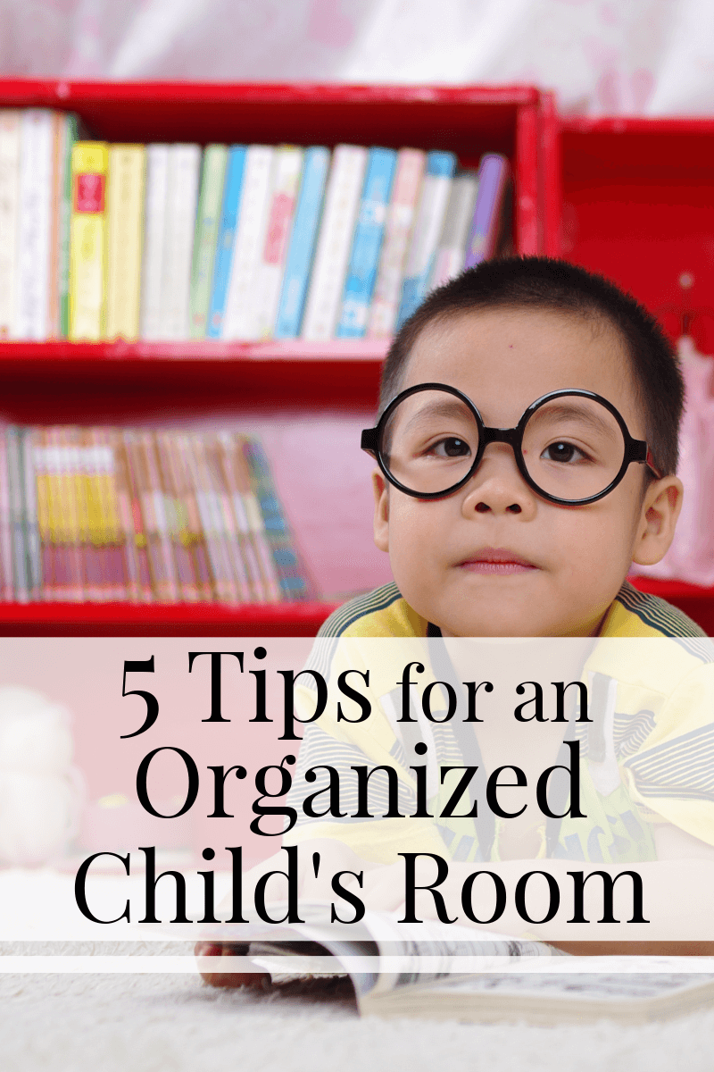 Keeping your child's room neat and organized makes it more functional and pleasant. These tips for an organized child's room teach important life skills.