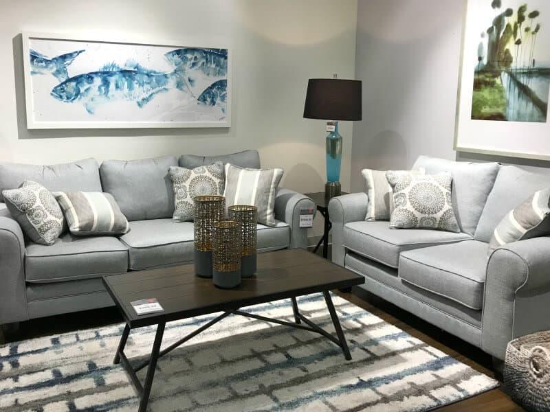 Grey modern Living room furniture