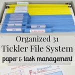 Grey file box with blue and yellow files and text overlay