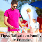 Tips to Tailgate with Your Car and Family