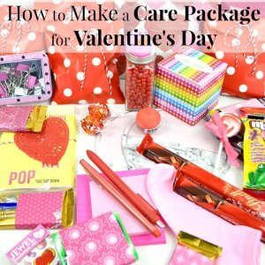 How to Make a Care Package for Valentine's Day