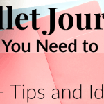 Pink journal cove with other journals stacked nearby - Wondering what is a bullet journal? or How to Bullet Journal? Or looking for bullet journal spreads? Here's everything you need to know.