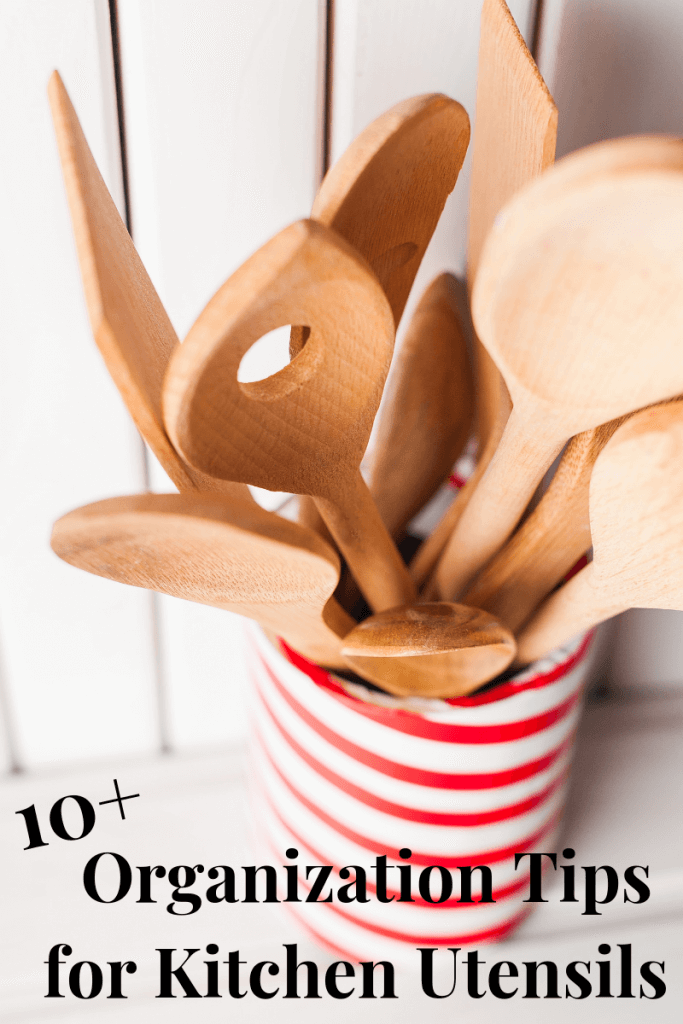 10 Organization Tips for Kitchen Utensils - Organized 31