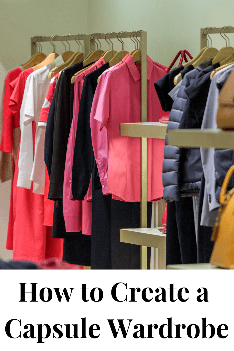 Knowing how to create a capsule wardrobe can save you time, money and frustration each morning. It's also more earth-friendly.