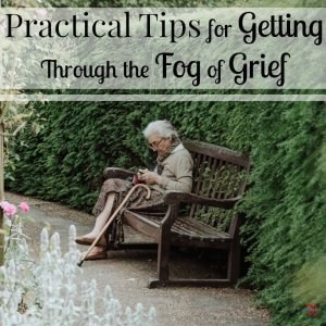 Grieving – Practical Tips for Getting Through Grief