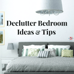 Decluttering Bedroom Ideas