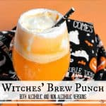Witches' Brew Punch