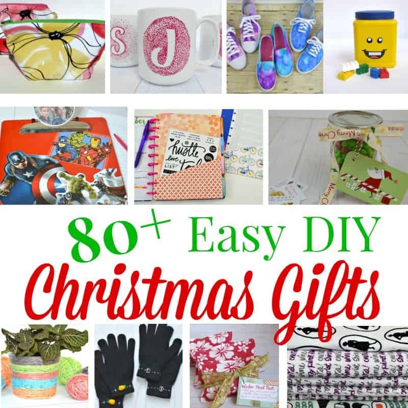 Diy Christmas Gifts Organized 31