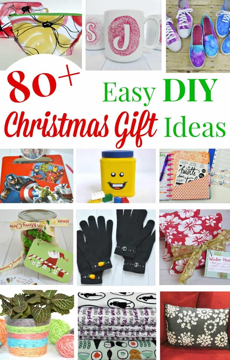 Diy Christmas Gifts Organized 31