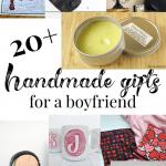 Handmade Gifts for a Boyfriend