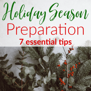 Holiday Season Preparation Dos and Don'ts