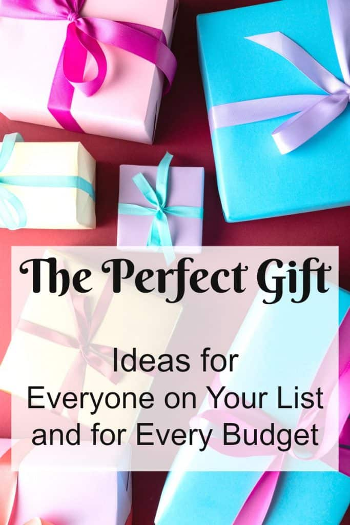 Brightly colored gifts with bows scattered around