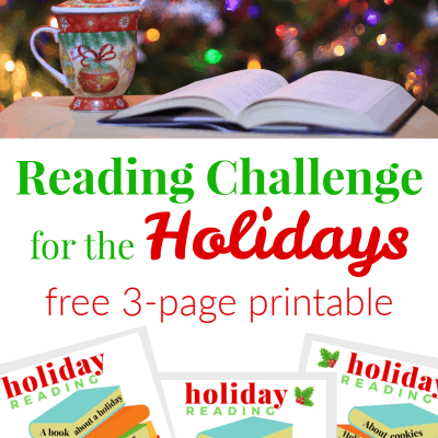 Reading Challenge for the Holidays