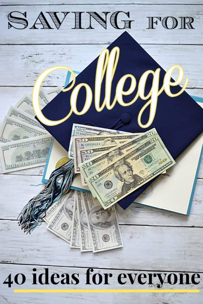 blue graduation cap on top of diploma with cash fanned